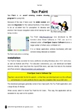 Free companion resource for the software Tux Paint