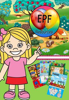 Kindergarten and grade 1(FREE)