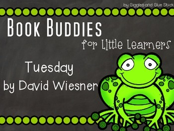 Book Buddies for Little Learners: Frogs!