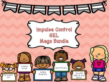 Free for a limited time! SEL Impulse control lesson- Full 5e plan with Script!