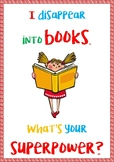 Free poster for Read Across America Week