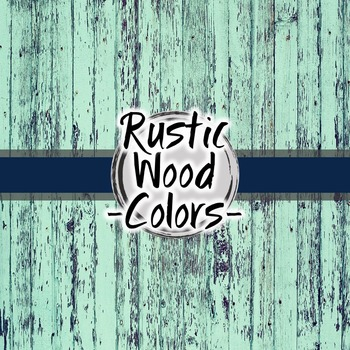 Rustic Digital Paper - Rustic Wood