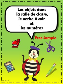 FRENCH: Free sample of Avoir unit