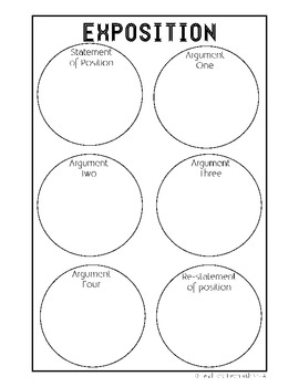 Free student writing scaffolds and planning pages.