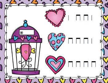 Free the Love Birds Aural Interactive Game {Ta and Ti-Ti}