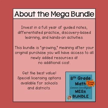 Free to Discover 8th Grade Math Catalog