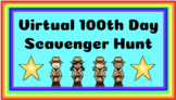 Freebie! 100th Day Interactive Activity For Zoom!