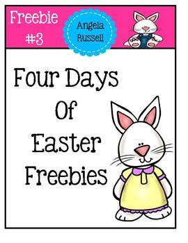 Freebie #3 ~ Wall Bunny