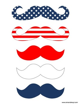 Freebie- 4th of July Independence Day Printable Photo Boot