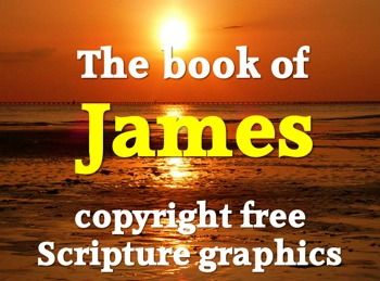 Freebie: 72 copyright free scripture graphics from James