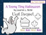 Freebie A Teeny Tiny Halloween Unit Project