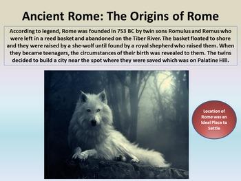 Freebie Ancient Rome