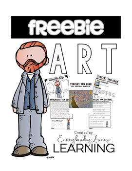 Freebie Artists and their Works of Art