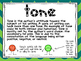 Author's Tone and Mood Classroom Posters