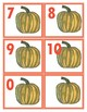 Freebie: Autumn Number Cards 1-10