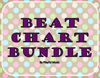 Freebie Beat Chart Bundle