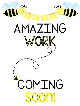 Freebie Bee Theme Amazing Work Coming Soon