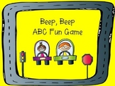 Freebie! Beep, Beep ABC Fun Game