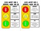 {Freebie} Beginning, Middle, and End Stoplight Organizer f