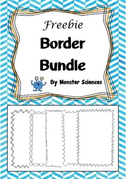 Freebie Border Bundle