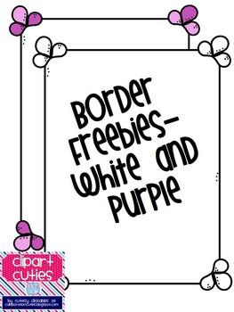 Freebie Border and Frame
