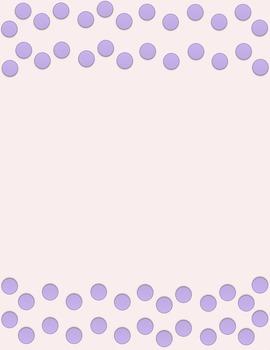 Freebie! Bubble Dot Backgrounds