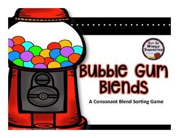 Freebie: Bubble Gum Blends