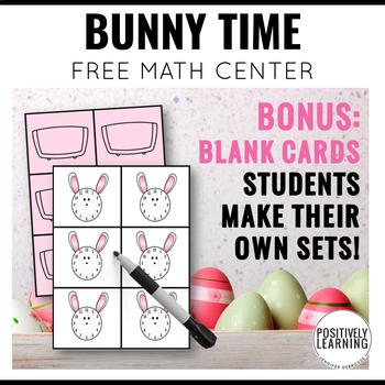 Freebie Bunny Time!