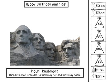 Freebie: Celebrating America