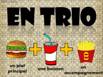 Freebie – Centres: Ordering a Combo in Quebec