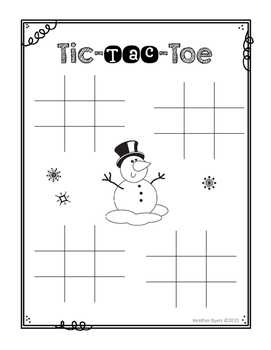 Freebie Christmas Activity Book