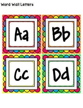 {Freebie} Classroom Decor