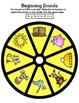 Freebie - Clothespin Matching Wheels