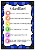 Freebie Comprehension Roll and Retell