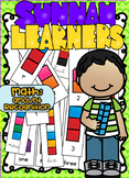 Freebie -Counting Cubes Amount Recognition (sunnah learners)
