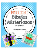 Freebie! Dibujos Misteriosos #1