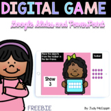 Freebie Digital Math Game/Activity