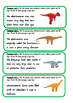 Free Dinosaur Editing Task Cards High Interest Low Level C