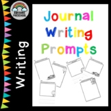 Distance learning Journal writing prompts