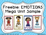Freebie EMOTIONS Mega Unit Sample