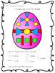 Easter Egg Color By 2D Shape