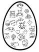 Freebie Easter Egg Word Hunt