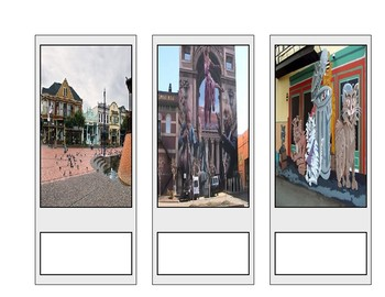 Freebie! Editable Local Places Labels for Block Area