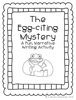 Freebie! Egg-Citing Mystery