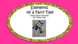 FREEBIE: Elements of a Fairy Tale Magic Wand Templates