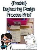 {Freebie!} Engineering Design Process Mini Foldable
