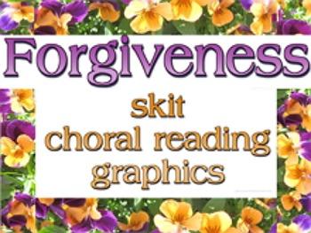 Freebie: Forgiveness scripts and graphics
