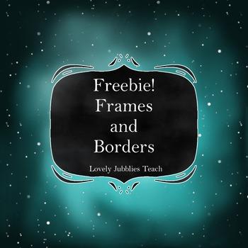 Freebie Frames and Borders