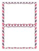 Freebie Friday 20: Purple and Pink Chevron Editable Labels/Task Cards