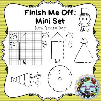 Freebie Friday 27: Finish Me Off Mini Set: New Years Day